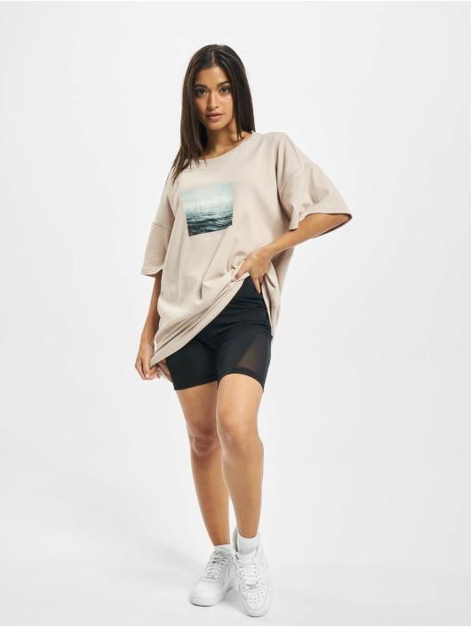Sixth June T-shirts Sea beige