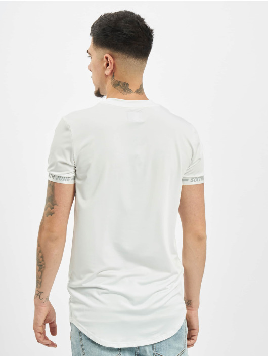 Sixth June T-shirts Sport hvid