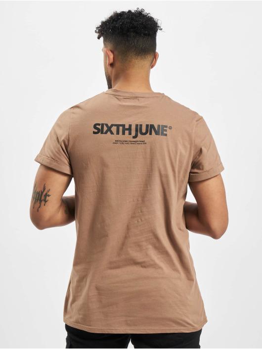 Sixth June T-Shirty Sixth June bezowy