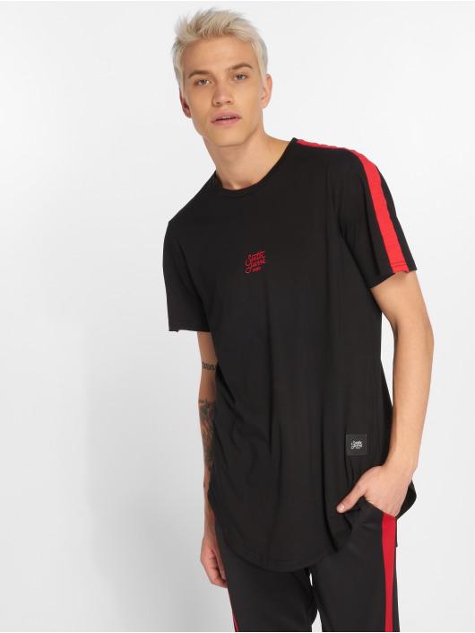 Sixth June T-Shirty Stripe czarny