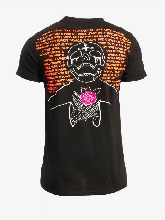 Sixth June T-Shirty Skull czarny