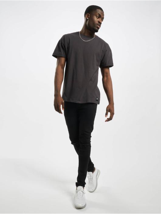 Sixth June T-Shirty Regular czarny