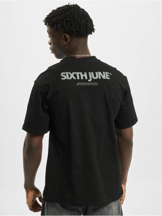 Sixth June T-Shirty Desert Road LS czarny