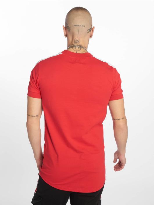 Sixth June T-Shirty Taping czerwony