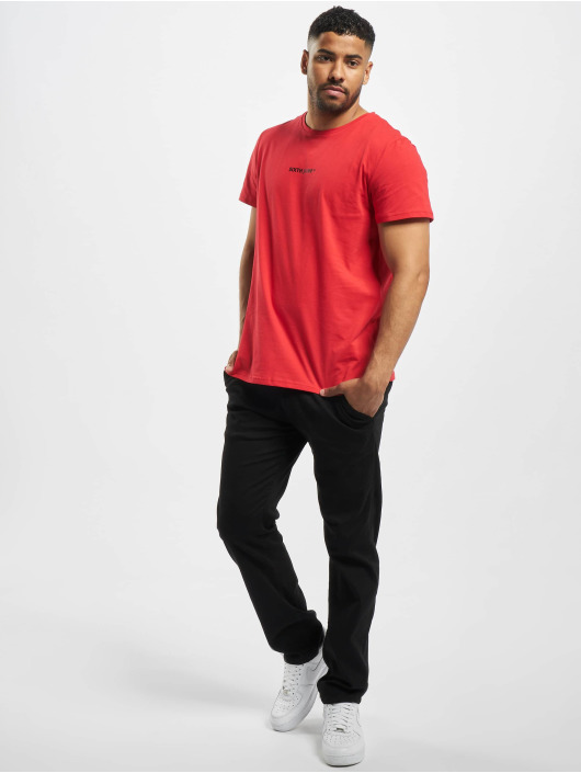 Sixth June T-Shirty Back Faded Bandana czerwony