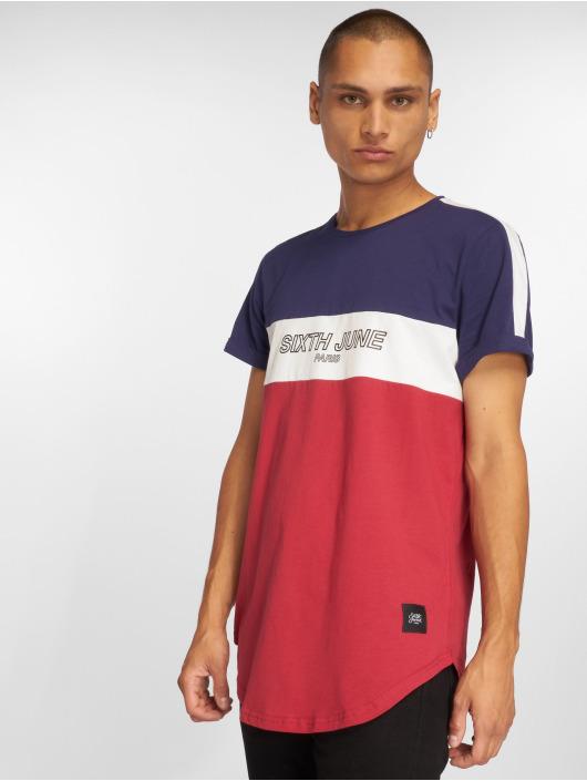 Sixth June T-Shirty Tricolor niebieski