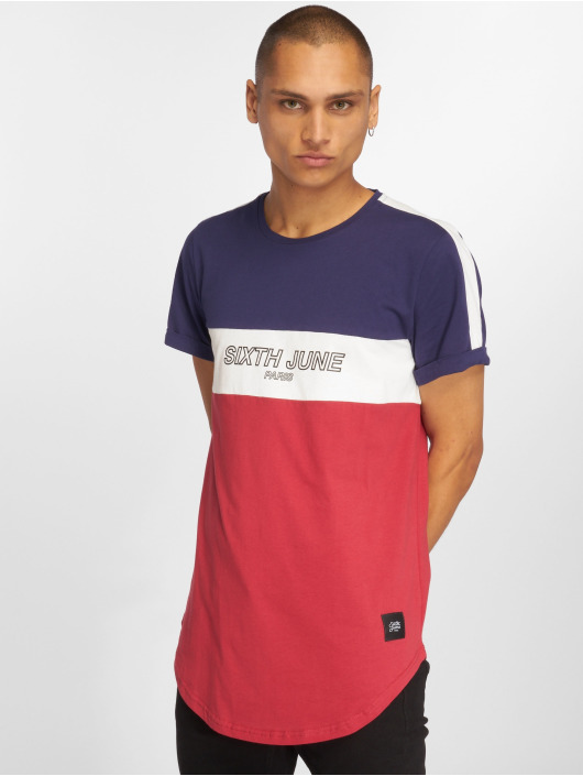 Sixth June T-Shirty Tricolor niebieski