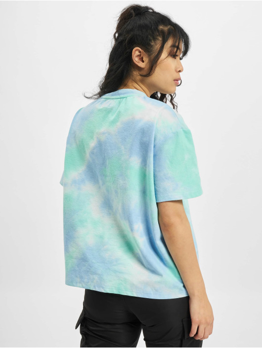 Sixth June T-Shirty Tie Dye niebieski