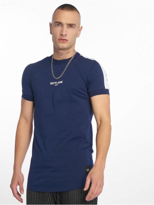 Sixth June T-skjorter Taping blå