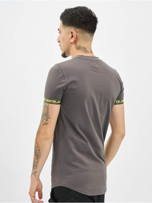 Sixth June T-skjorter Essential Sport grå