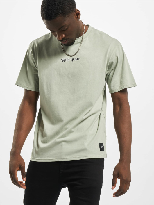 Sixth June T-skjorter Reflective grøn