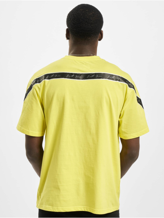 Sixth June T-skjorter Signature gul