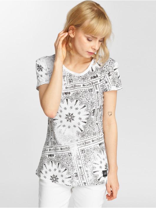 Sixth June T-skjorter Emilia hvit