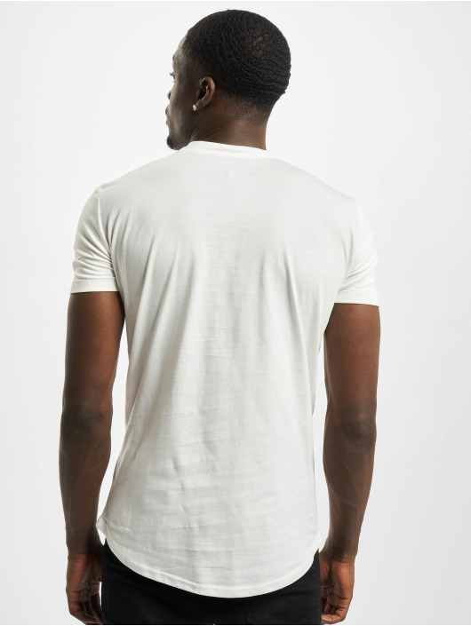 Sixth June T-skjorter XColor Bands hvit