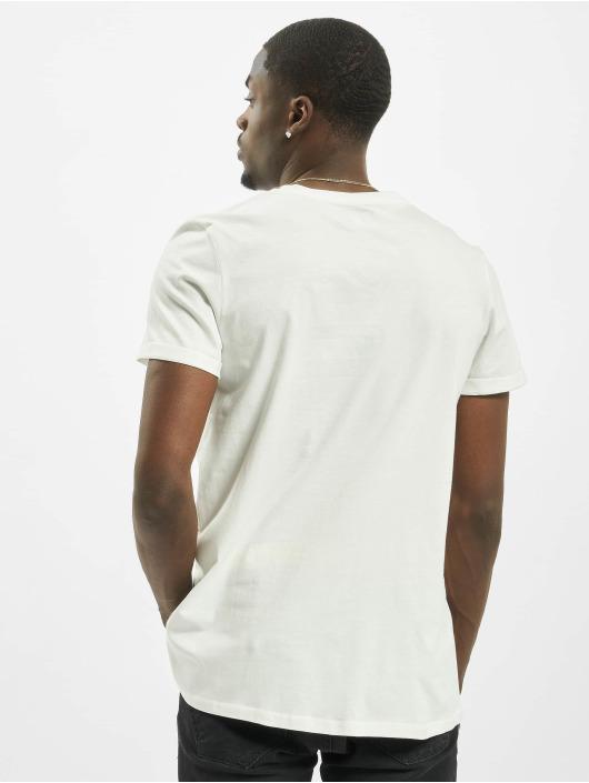Sixth June T-skjorter Graffiti Print hvit