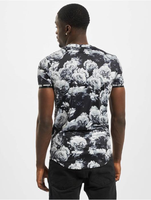 Sixth June T-skjorter Flower Sport hvit