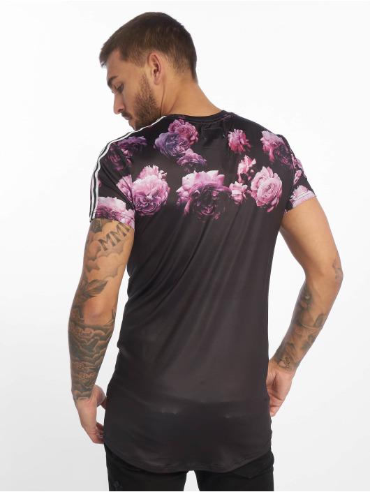 Sixth June T-skjorter Flowers And Tie Dye lyserosa