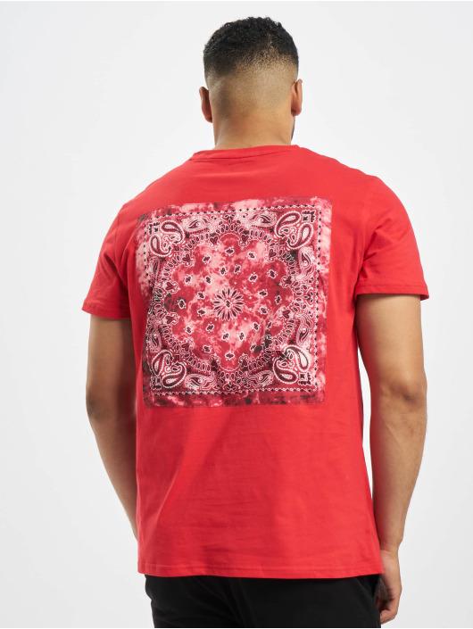 Sixth June T-skjorter Back Faded Bandana red