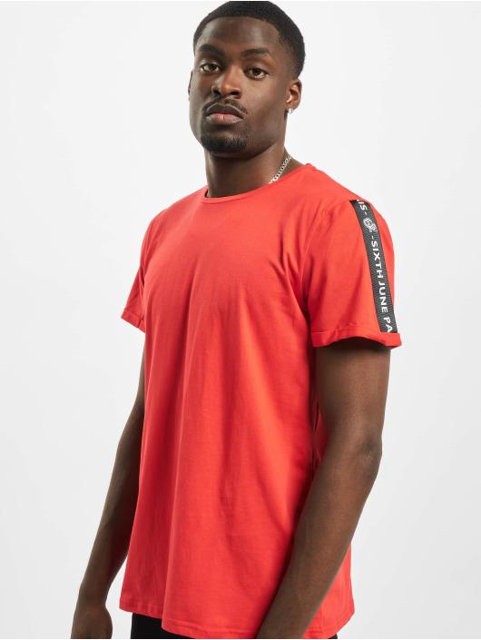 Sixth June T-skjorter Tapes Printed red