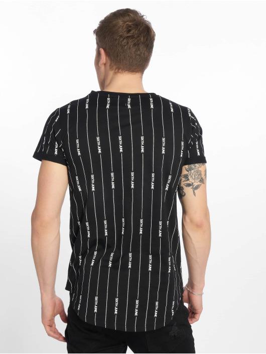 Sixth June T-skjorter Stripes svart