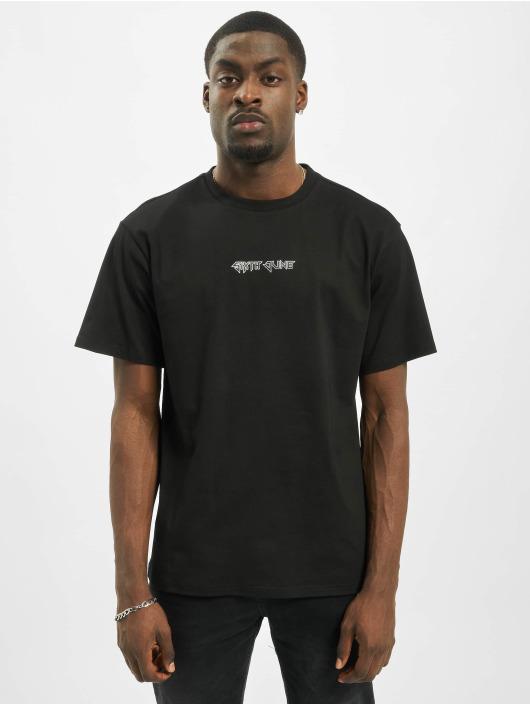 Sixth June T-skjorter Hardrock svart