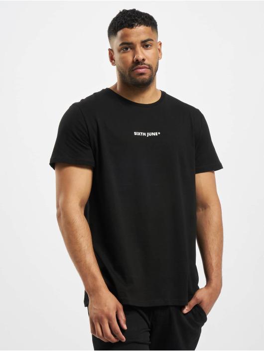 Sixth June T-skjorter Back Faded Bandana svart