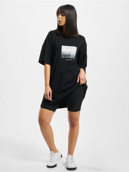 Sixth June T-skjorter Sea svart