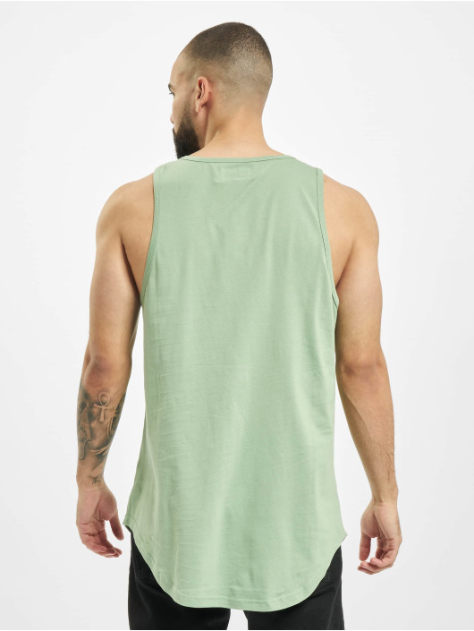 Sixth June Tank Tops Classic oliven