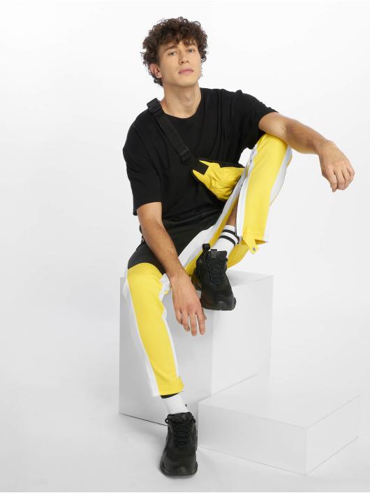 Sixth June tepláky Color Block žltá