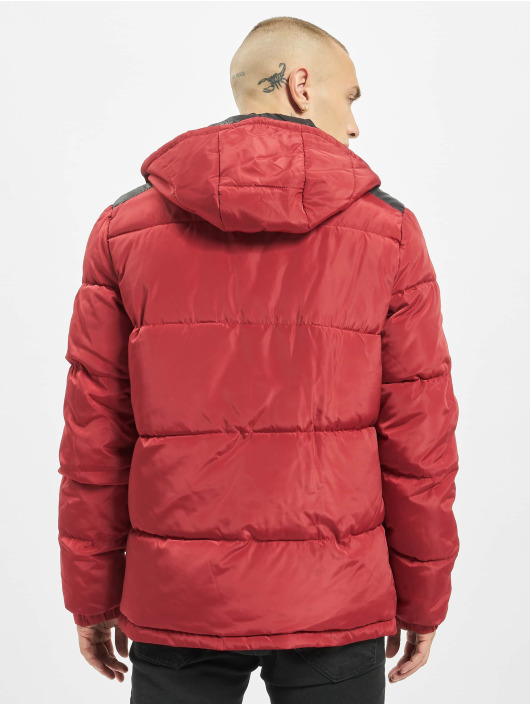 Sixth June Toppatakkeja Mountain Down Jacket punainen