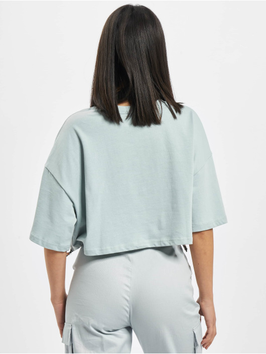 Sixth June Tops sans manche Elastic Crop vert