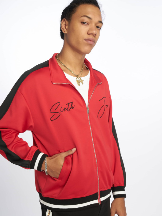 Sixth June Transitional Jackets Side Band red