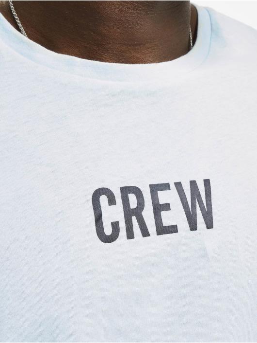 Sixth June Tričká Crew Rounded modrá