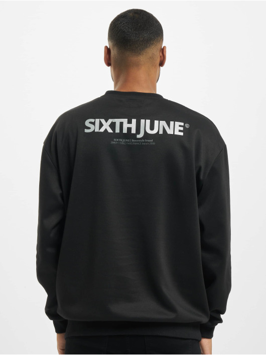 Sixth June trui Reflective zwart
