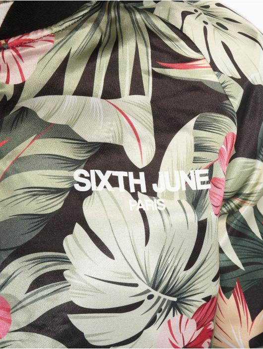 Sixth June Übergangsjacke Jungle grün