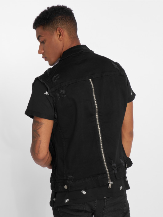 Sixth June Vest Regular black