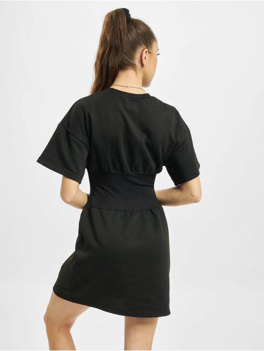 Sixth June Vestido Essential Corset negro