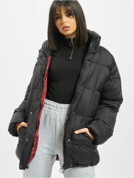 Sixth June Winter Jacket Long Down black