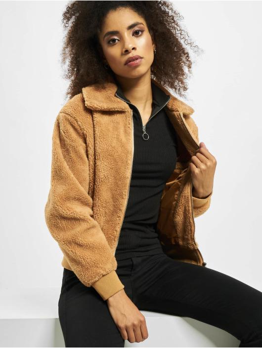 Sixth June Winter Jacket Short brown