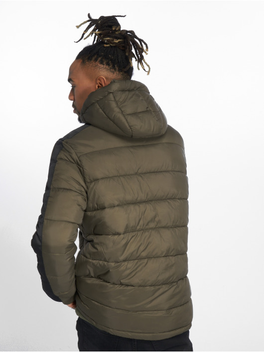 Sixth June Winter Jacket Down khaki