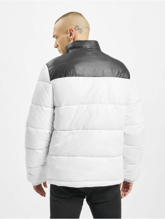 White Bicolor Sixth Down June Jacket Vinyl 2IEH9D