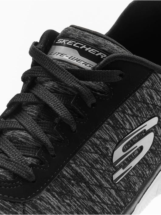 Skechers Flex Appeal 2.0 Sneakers BlackWhite