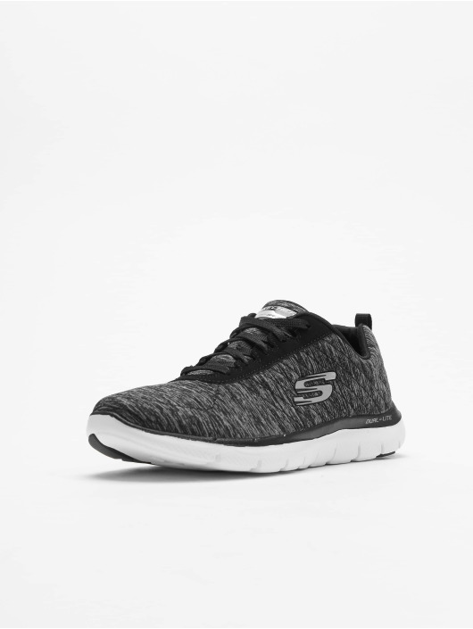 Skechers Flex Appeal 2.0 Sneakers BlackWhite
