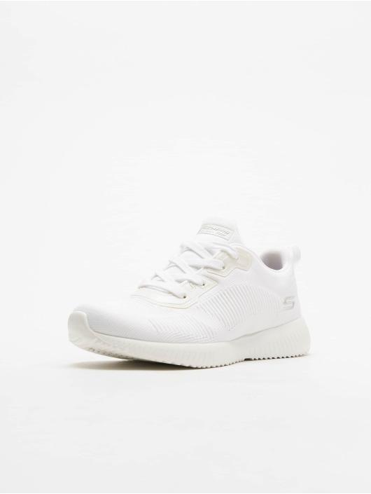Skechers Sneaker Bobs Squad Tough Talk weiß