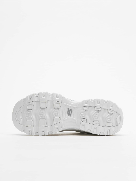 Skechers Sneakers D'Lites Grand View bialy