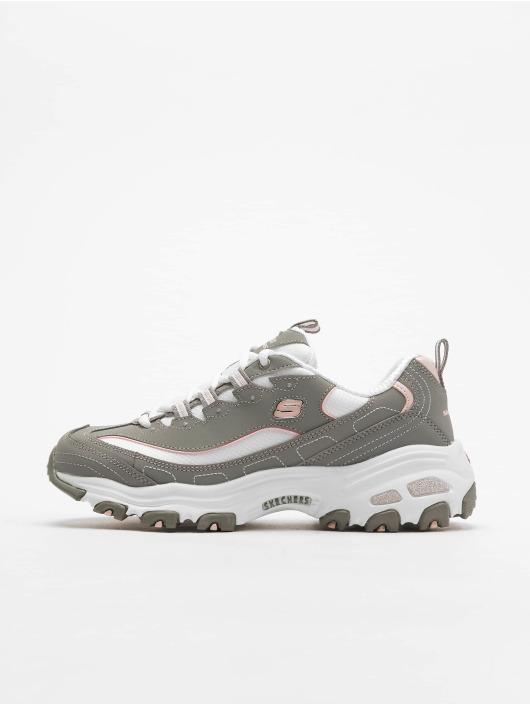 Skechers Sneakers D'Lites Biggest Fan gray