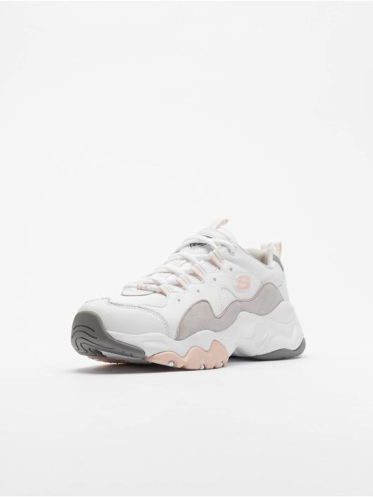 Skechers Skor Sneakers D'Lites 3.0 Zenway i vit 653934