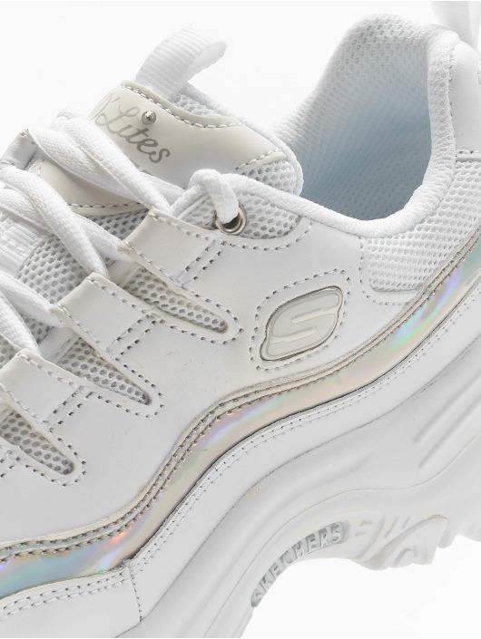 Skechers Zapatillas de deporte D'Lites Grand View blanco