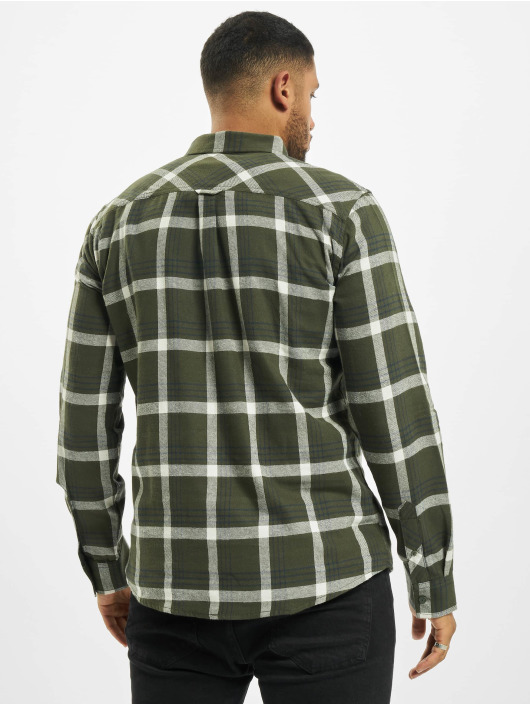 Sky Rebel Рубашка Lian зеленый