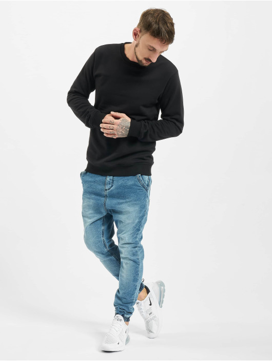 Sky Rebel Jogging Slim Fit bleu